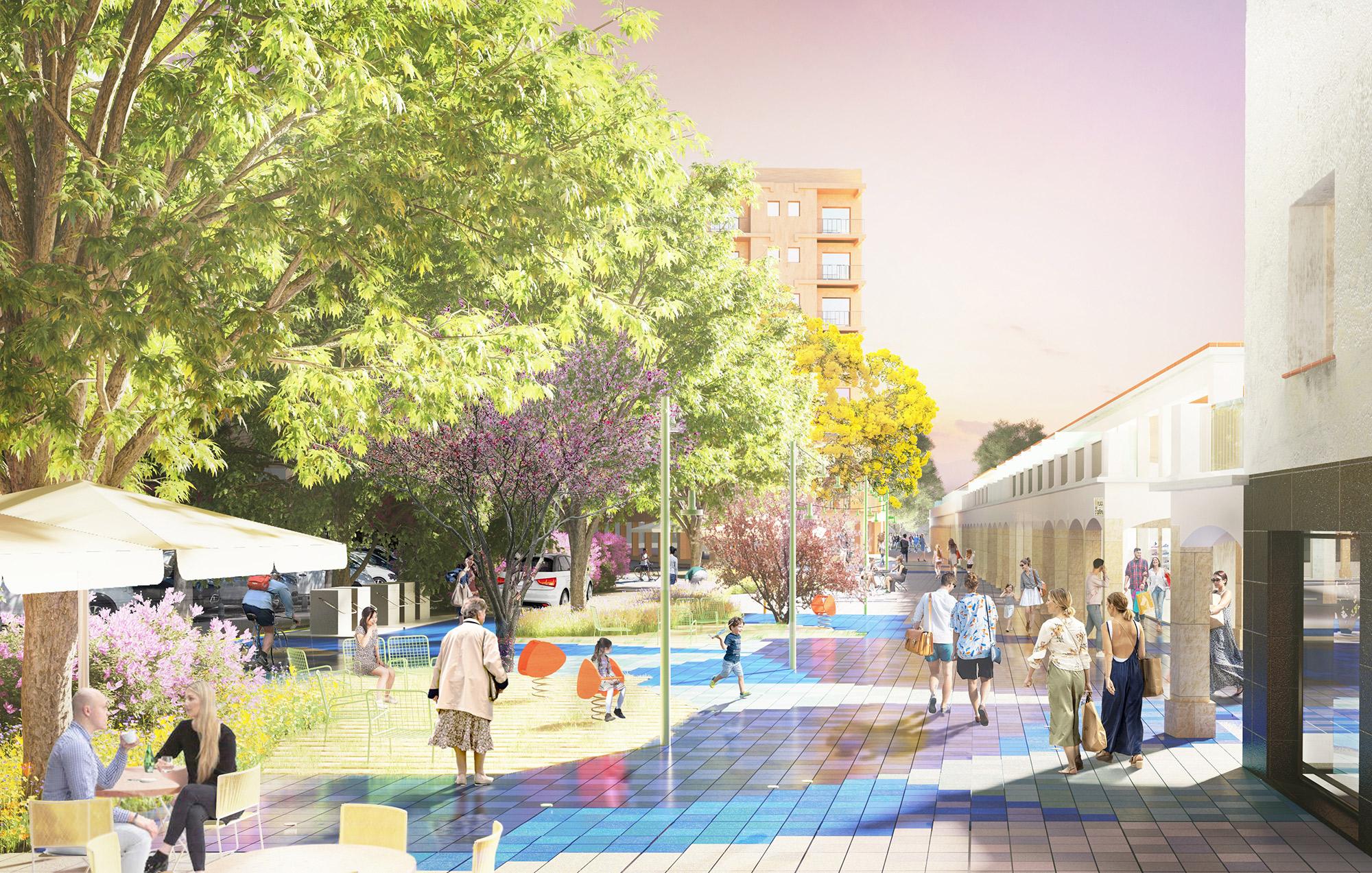 concurs nova avinguda centre platja d'aro